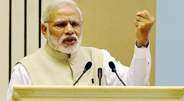 India needs to be energy independent to serve peoples need: Modi