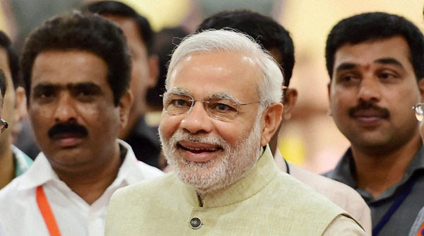 Look forward to a productive parliament session: Modi