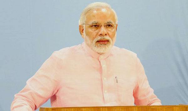 Reaching out to those affected in earthquake: Modi