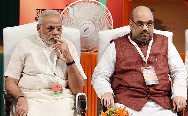 The worry of BJP