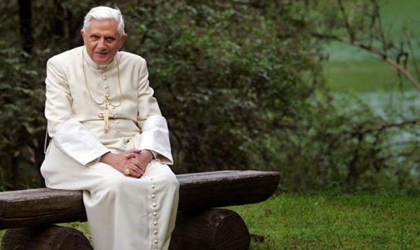 Ex-pope Benedict blames Church sex abuse crisis on 68