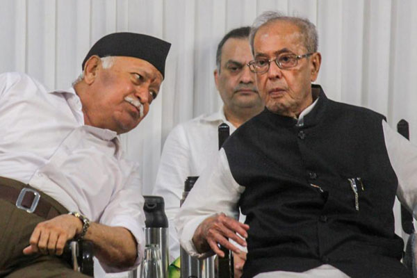 What Pranab said – and did not