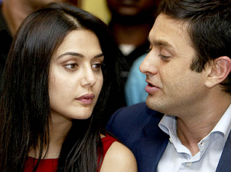 No heated argument took place between Ness and Preity: Witness