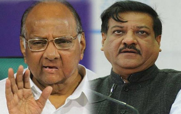 NCP ends alliance with Congress in Maharashtra