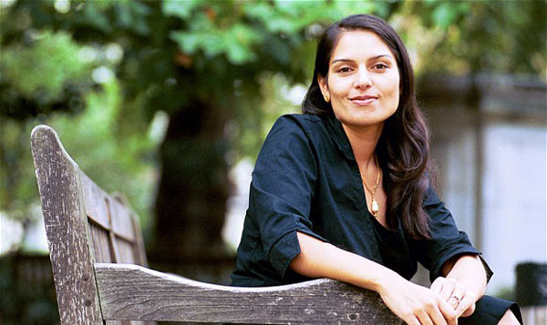 British Indian MP Priti Patel appointed employment minister