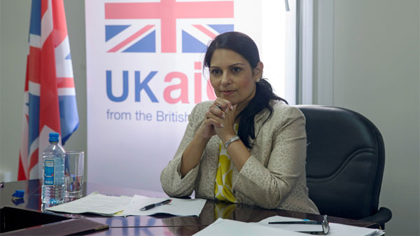 Indian-origin UK minister Priti Patel resigns over Israel meetings row