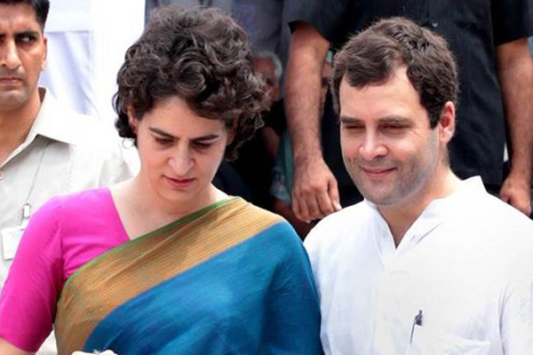 Priyanka, Rahul to hold roadshow in Lucknow on Feb 11
