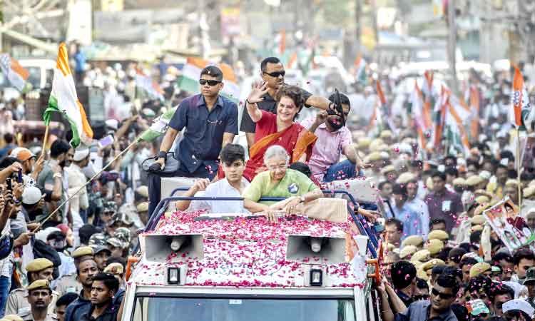 Priyanka attacks NDA govt; says it betrayed people who voted it to power