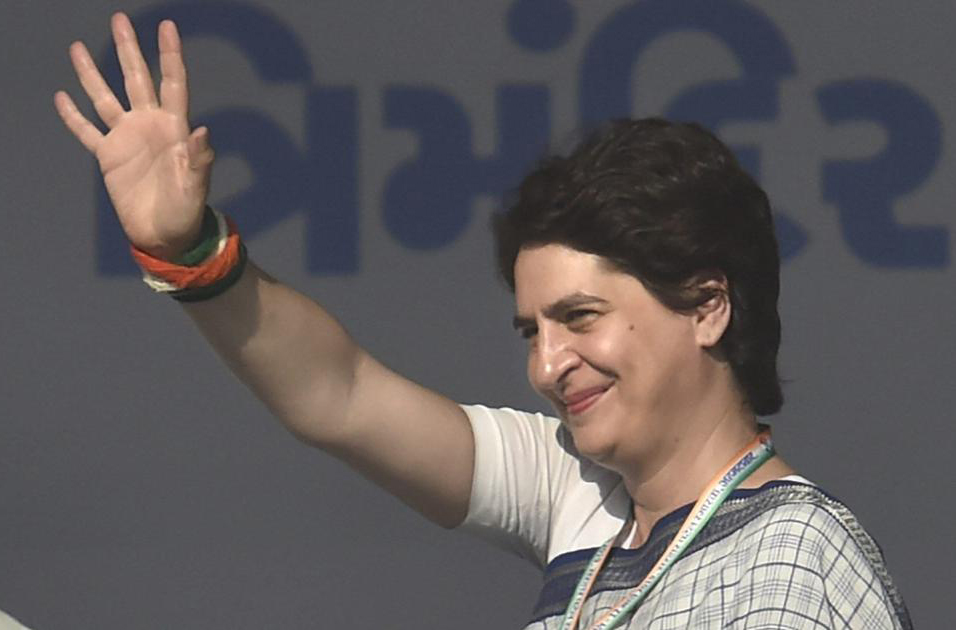 Priyanka to sail on Ganga to feel pulse of people along riverbank