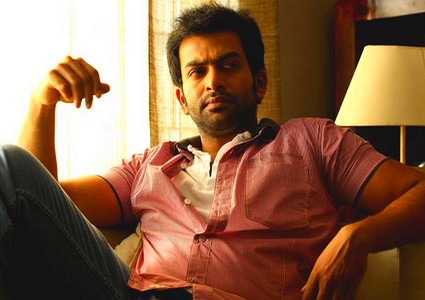 Direction on cards right now: Prithviraj