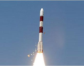 India launches 100th space mission succesfully