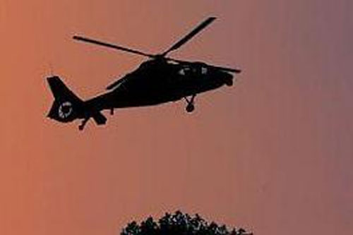 Two Chinese choppers entered Uttarakhand in April, June