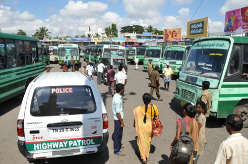 Tamil Nadu limps back to normalcy