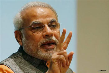 Indias secularism is strong, it will not shake: Modi