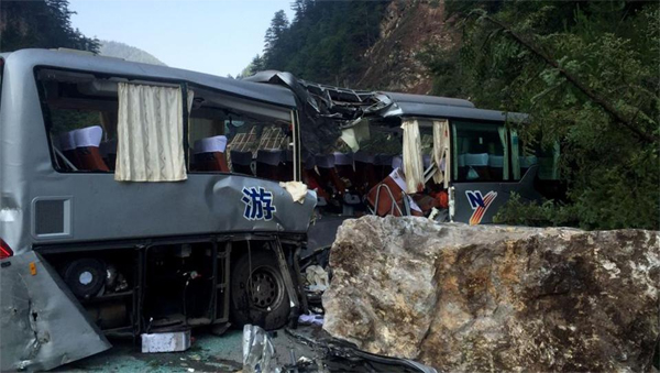 China earthquake: 13 killed, 175 injured, toll expected to rise
