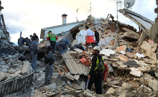 Italy quake death toll rises to 247