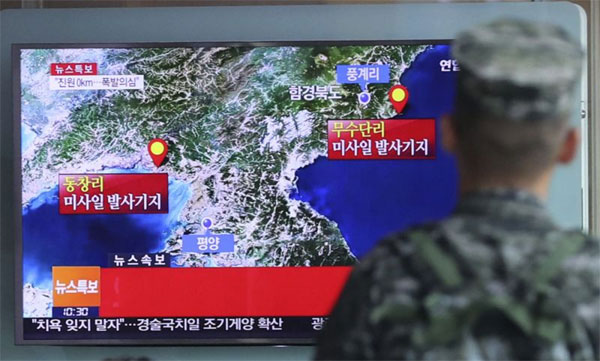 Radiation levels normal after N Koreas n-test: China
