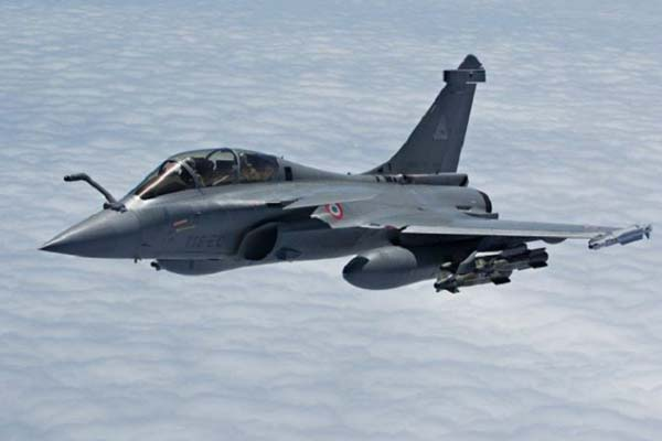 Rafale deal: BJP accuses Congress of fuelling Pakistans attack on India
