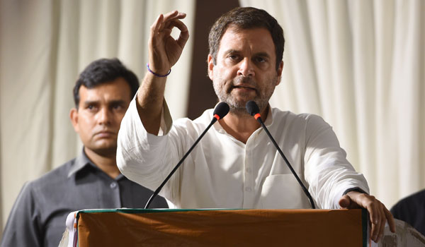 Pitrodas remarks out of line, should apologise: Rahul