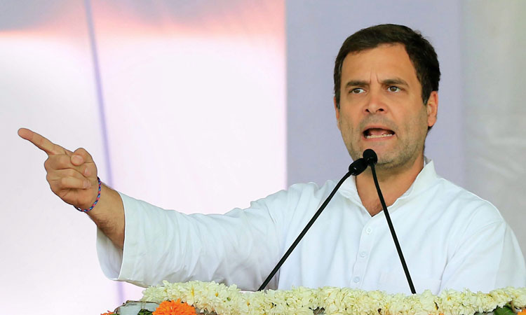 Why is Modi in hurry to sack CBI chief: Rahul