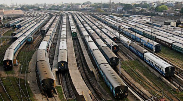 Indian Railway plans Rs.850,000 crore investment in 5 years