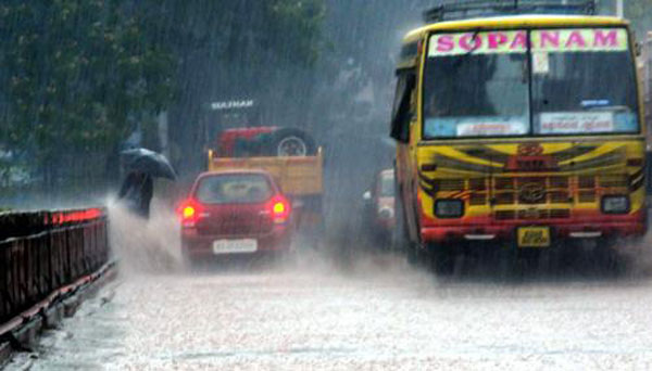 Heavy rain predicted over Kerala in next 24-48 hrs