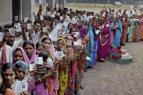 Rajasthan polls: Over 20 per cent voter turnout in first three hours of voting