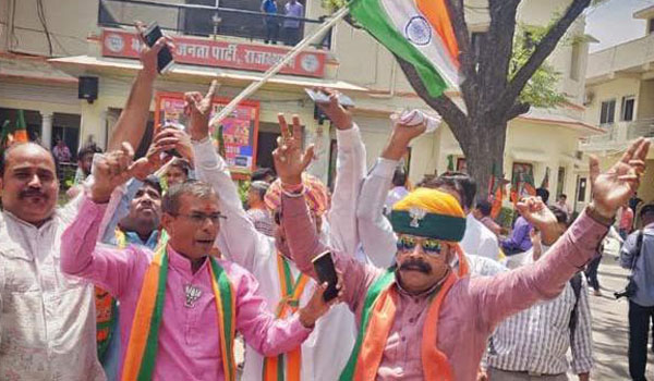 BJP set to sweep Rajasthan
