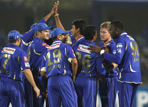 Royals record third win, beat Kings XI by 6 wickets
