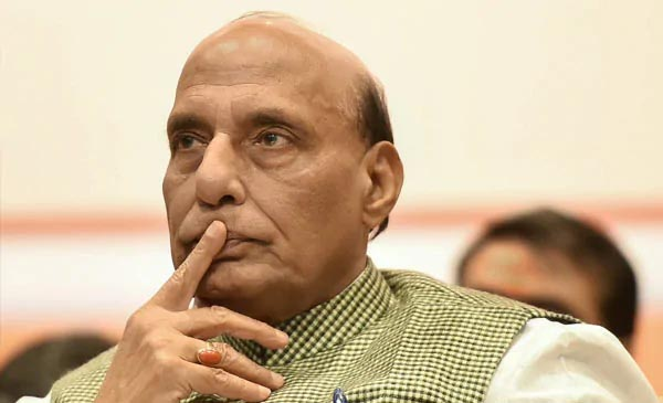 Security of separatists to be reviewed: Rajnath