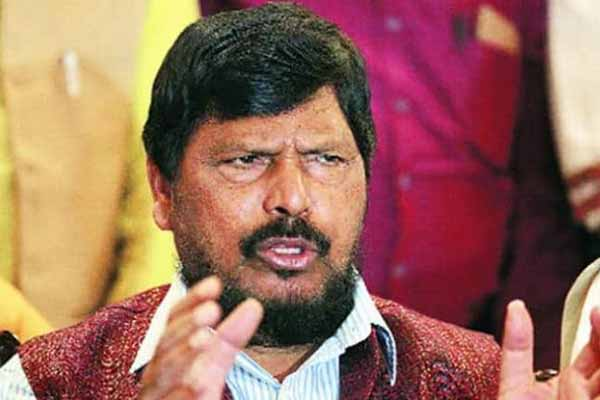Athawale urges TRS, YSRCP to join NDA