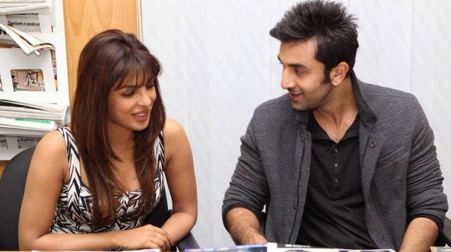 Priyanka, Ranbir to co-host 59th Filmfare awards
