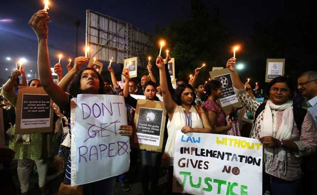 100-year-old woman raped in Bengal