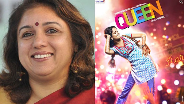 Revathy to direct Tamil, Telugu remake of Queen