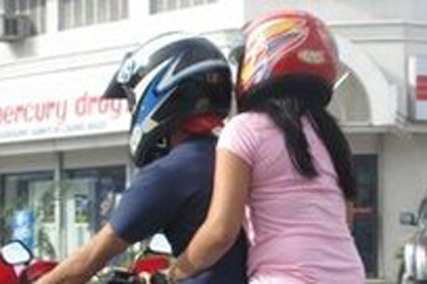 Pillion riders too must wear helmets from Dec 1