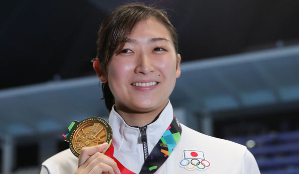 Japan Olympic poster girl Ikee diagnosed with leukaemia
