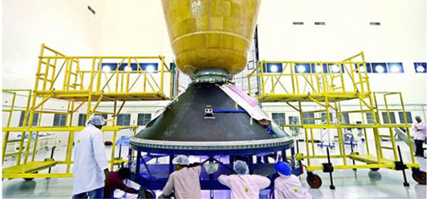 India to test-launch its heaviest rocket in December