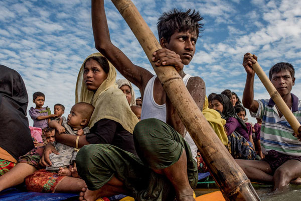 UN Report on the Rohingyan situation