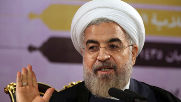 Terrorism not benefiting any Middle East nation: Rouhani