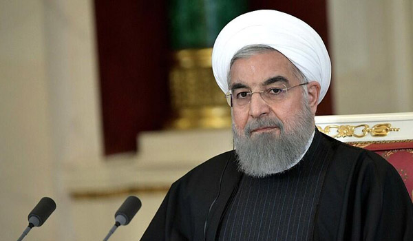 Rouhani says US lying about talks offer