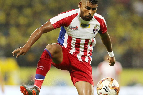 ATKs Roy Krishna awarded ISL Hero of the Month for Nov