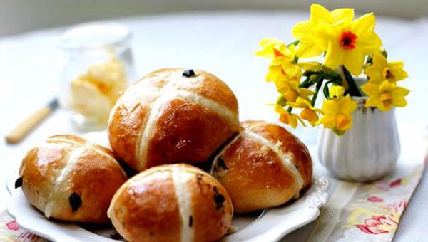 Easter - also a time for divine delicacies