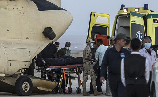 Russian plane crash: IS outfit claims responsibility
