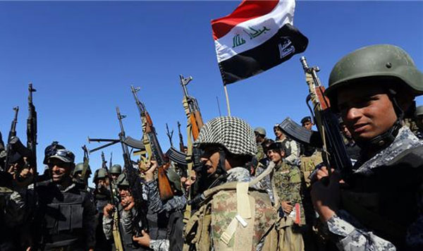 Islamic State expelled from Iraq town Al-Baghdadi: US