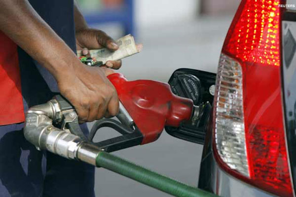 Petrol price cut by 91 paise/litre, diesel by 84 paise