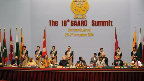 Disappointment at Saarc as Pakistan blocks 3 key connectivity agreements