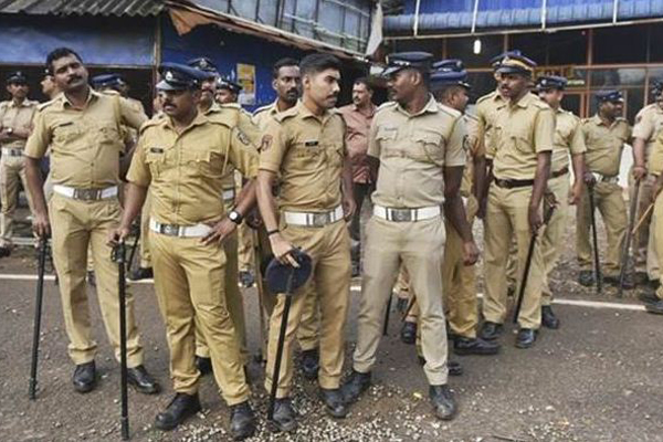 Rumours of women visiting Sabarimala; security beefed up