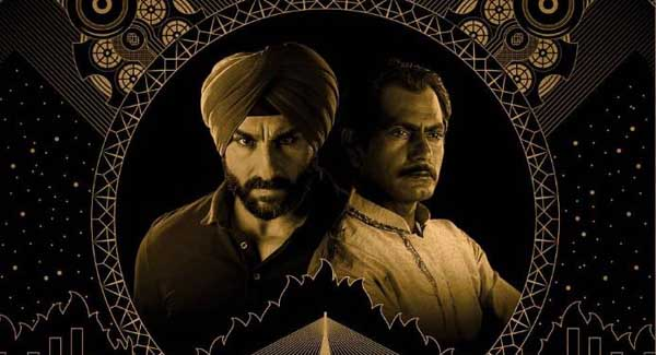 Sacred Games gives expat in UAE sleepless nights