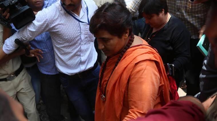 BJP chides Sadhvi for anti-Muslim statement