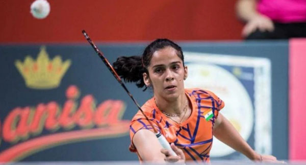 Saina crashes out in pre-quarters of badminton World Championships